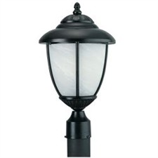 Sea Gull Black Yorktown Post Lantern